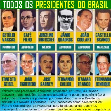 presidentes do brasil1