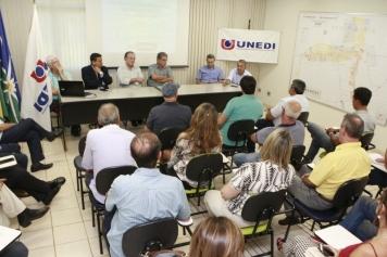 reunião PMU2